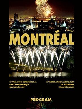 Montréal, Canada, October 2007